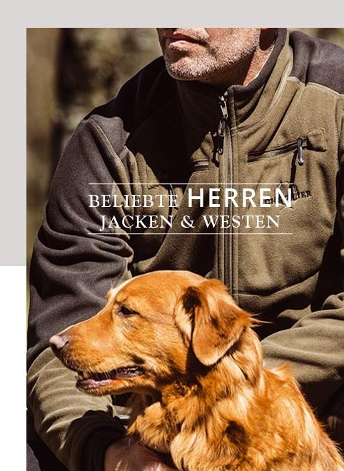 Jacken & Westen für Jagd & Hundebesitzer | DOGSPARTNER